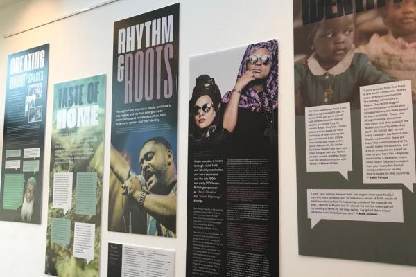 Exploring Black Muslim History and Heritage Event – 9 Feb 2019