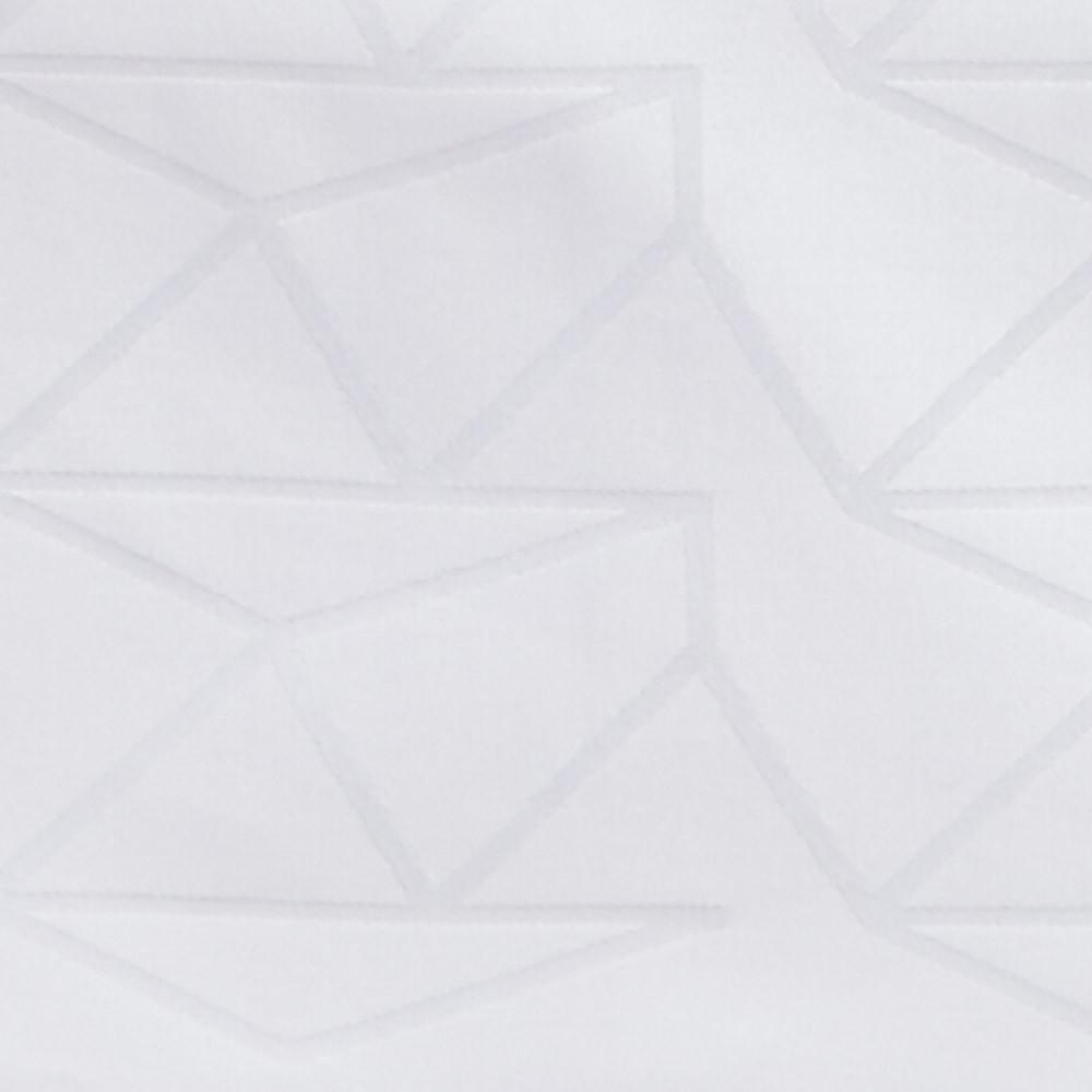 Klassisk Arne Jacobsen damaskduk i fargen White