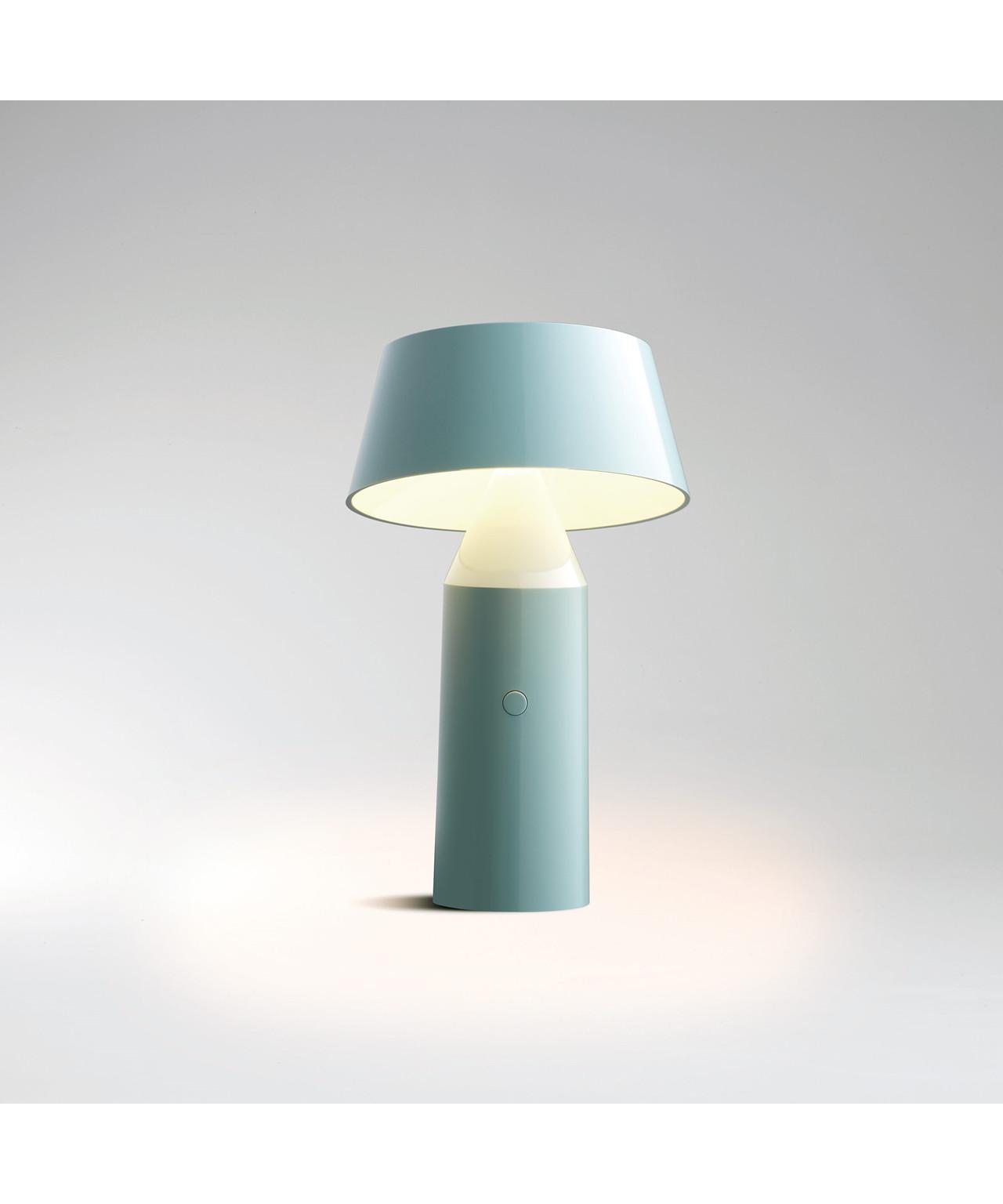 Bicoca Tischleuchte Light Blue  Marset