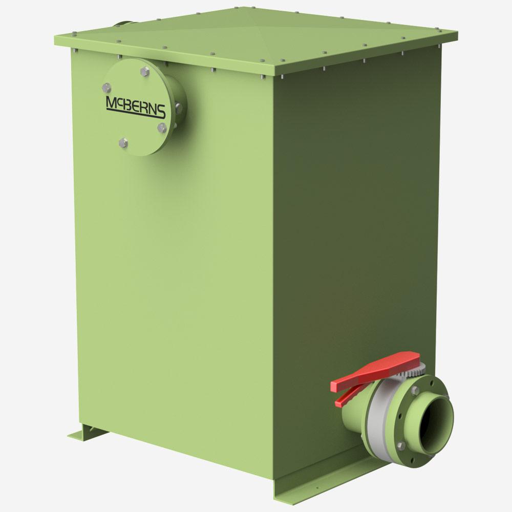 ZC300 media odour filter