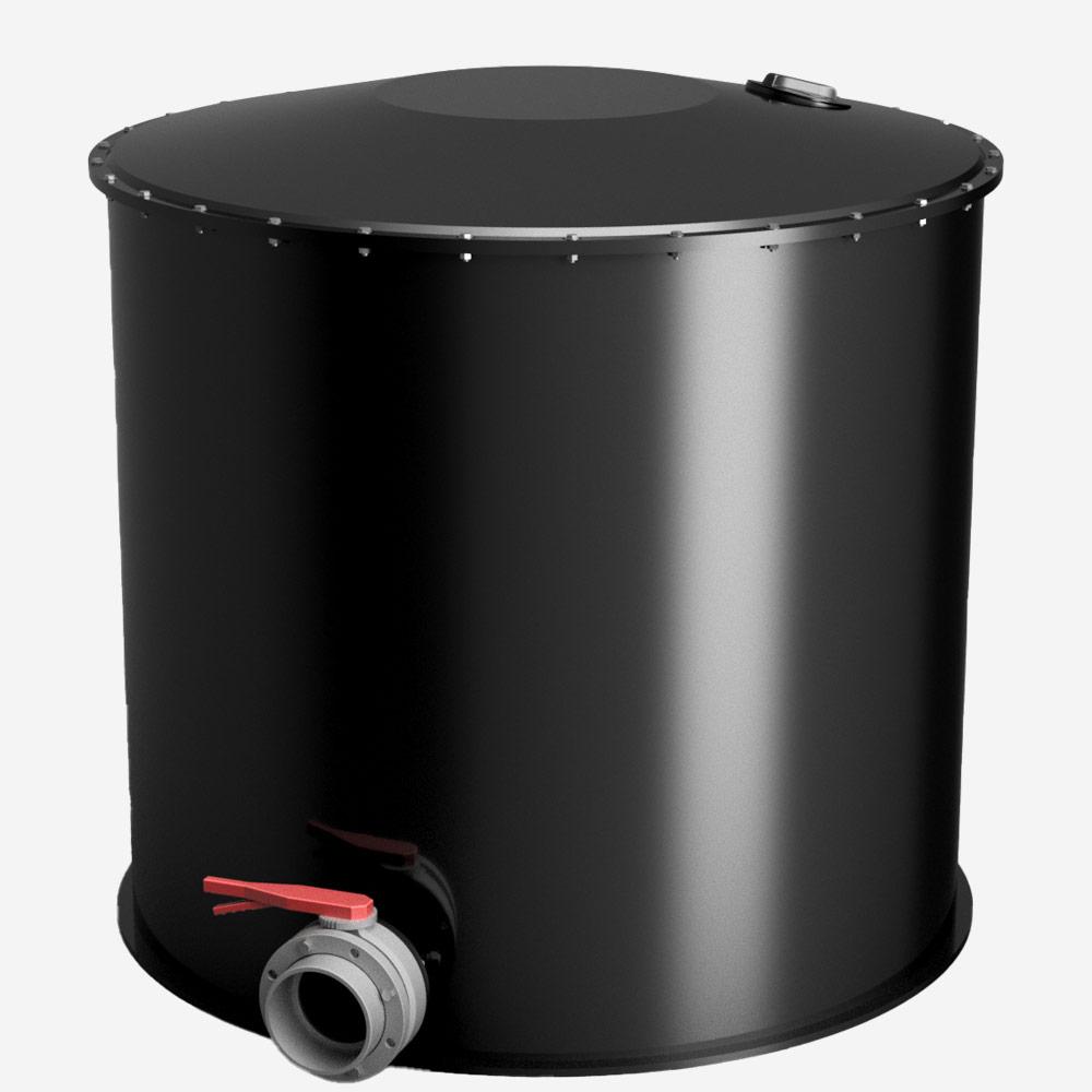 HDPE 1200 Odour Filter