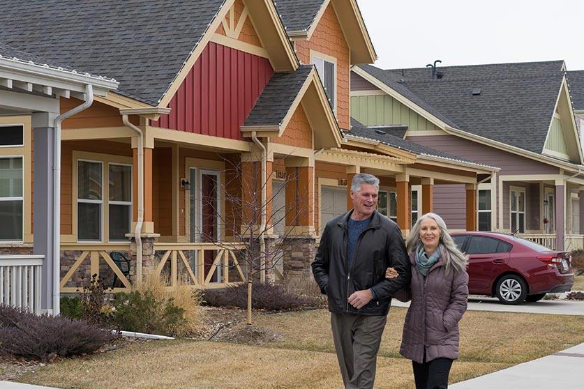 Senior Housing Management Property Management Services - Cottages