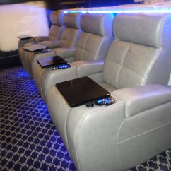 Home Theater Chair Covers Vinyl For Recliners Theatre Mccabe 39s And Living