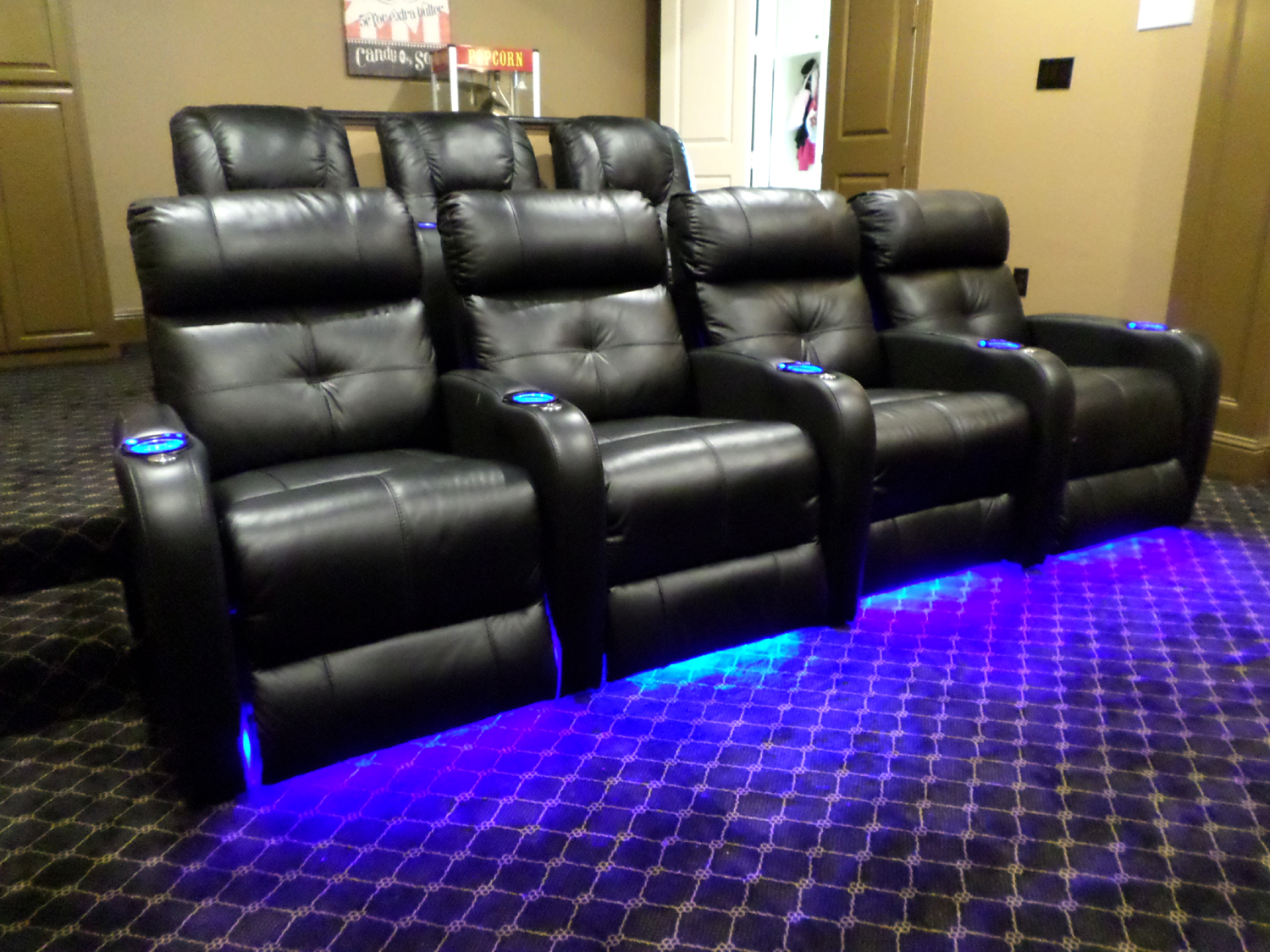 home theater chair knoll bertoia diamond seating by palliser delivered in dfw mccabe