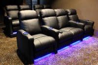 Media Room Seating Furniture. Palliser Leather Home ...