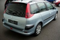 Peugeot 206 SW Estate Roof Rack System - McCabe - The ...