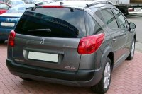 Peugeot 207 SW Estate 2007 onwards Roof Rack System