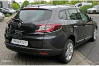 Renault Megane Estate 2009 Jan to Oct 2016 with Rails Roof ...