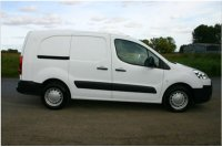Peugeot Partner LWB Van 2008 Jul onwards Roof Rack System ...