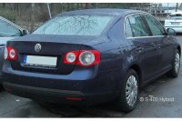 VW Jetta Saloon 2006 Jan to Mar 2011 Roof Rack System ...