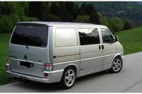 VW Transporter T4 1991 Feb to Sep 2003 Roof Rack System ...