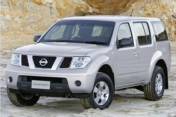 Nissan Pathfinder SUV 2005 onwards Roof Rack System