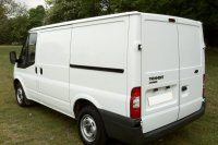 Ford Transit SWB Low Roof 2000 Apr to Apr 2014 Roof Rack ...