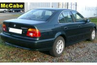 BMW 5 Series E39 Saloon 1996 to Nov 2003 Roof Rack System ...