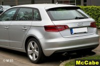 Audi A3 Sportback 5 Dr (Without Rails) 2013 onwards Roof ...