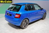 Skoda Fabia 5Dr Hatch 2015 onwards Roof Rack System