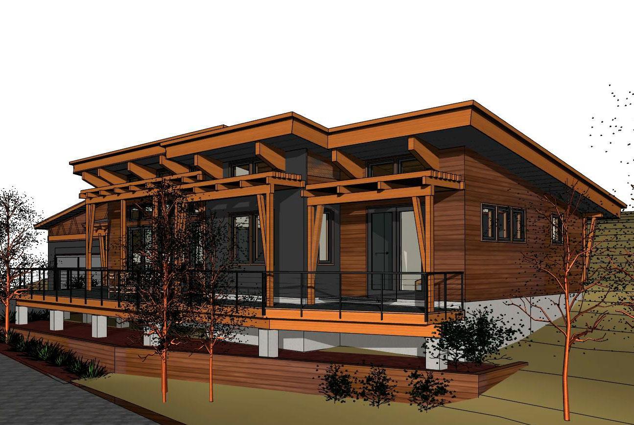 Aspen Ridge McCall Cabin  McCall Design  Planning