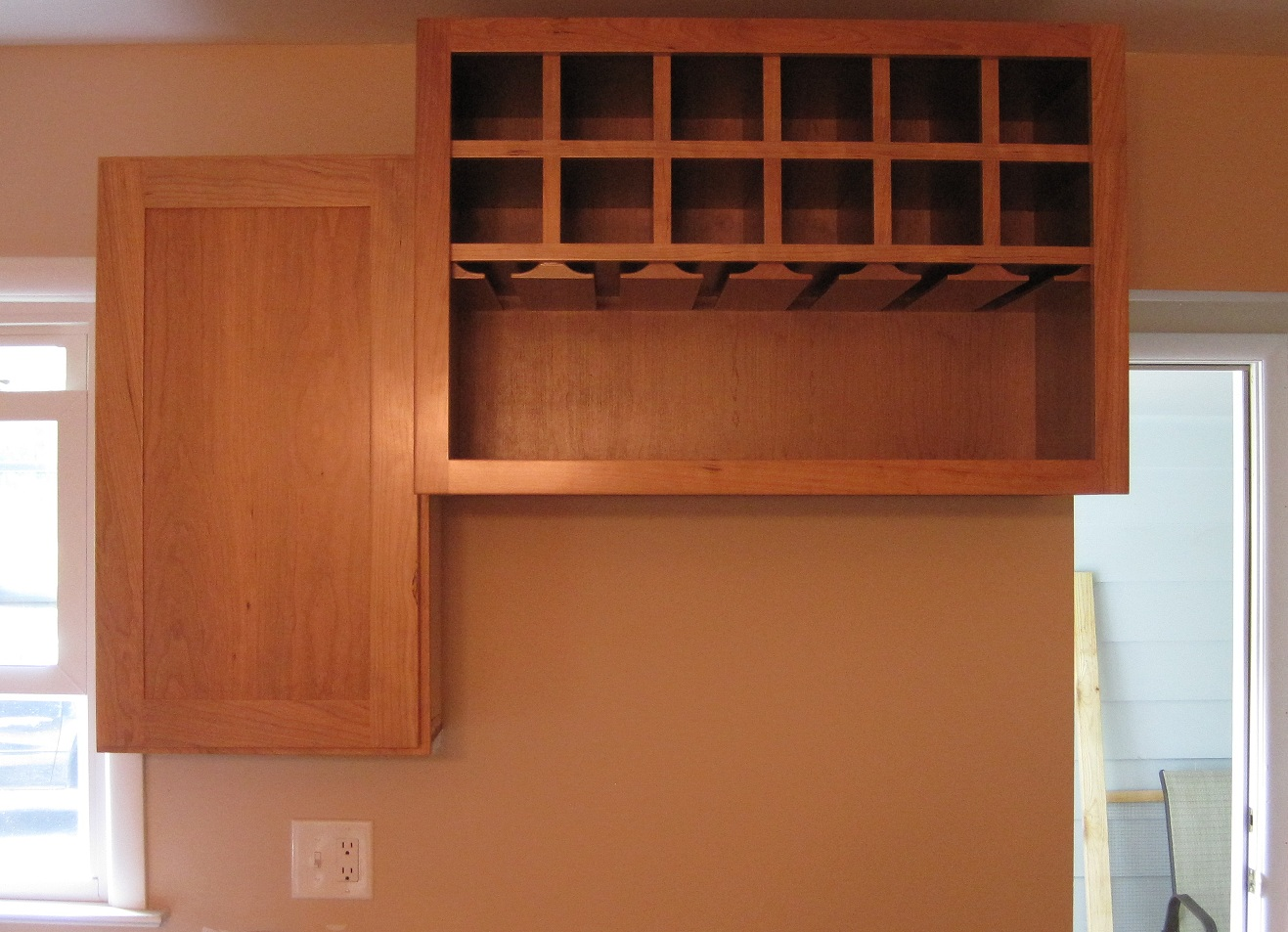 built in wine rack kitchen cabinets unclog drain 301 moved permanently
