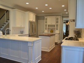 Knoxville Knoxville Custom Home Kitchen