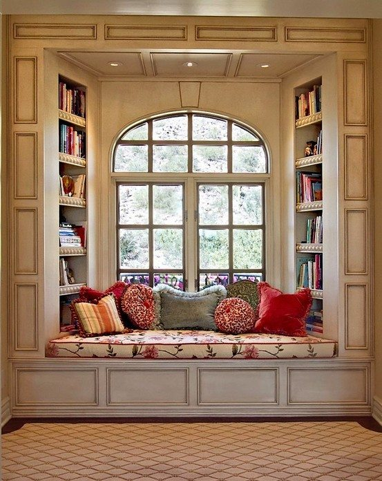 Reading Nook Bookcase