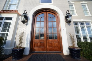 front door curb appeal