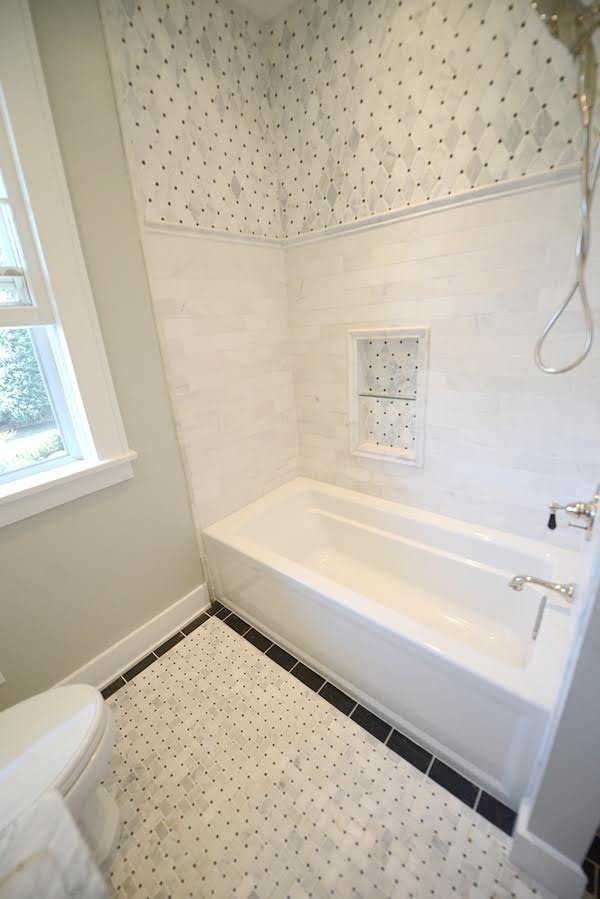 Small Bathroom Tile
