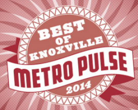 MCC MetroPulse 2014 Best of Knoxville