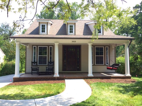New Construction Craftsman Style Homes