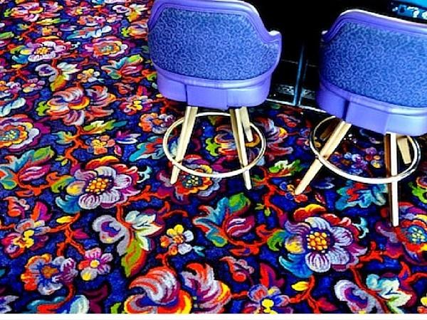 80's carpet