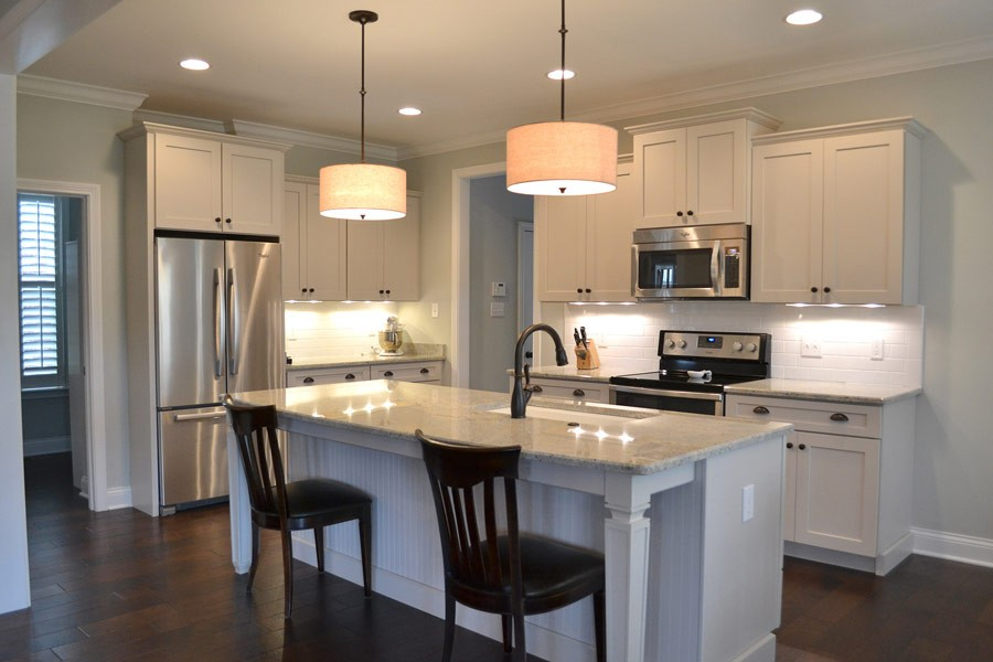 High End Kitchen Remodel