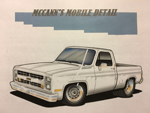 McCann's Mobile Detail