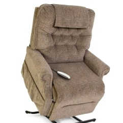 Relax The Back Mobility Lift Chair Green Tufted Pride Heritage Collection Button Lc 358xl