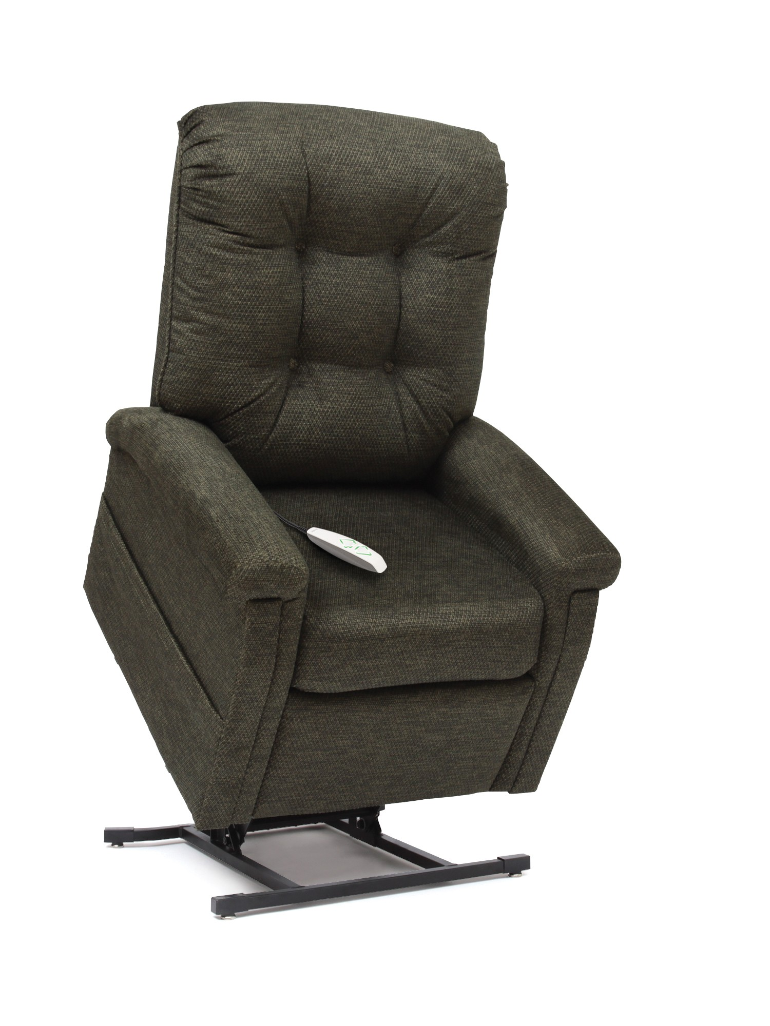 Pride Classic Collection Lift ChairButton Back  McCanns