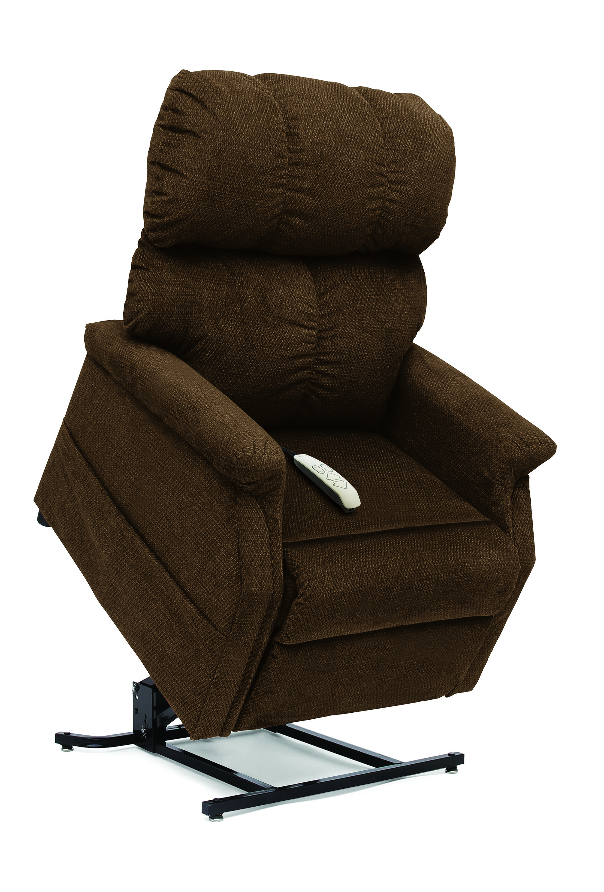 pride lift chairs oversized with ottoman infinity collection chair split back mccann 39s