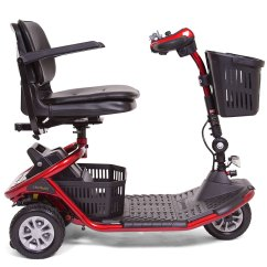 Swivel Chair Disassembly Cheap Potty Chairs Literider 3-wheel Scooter From Golden - Mccann's Medical