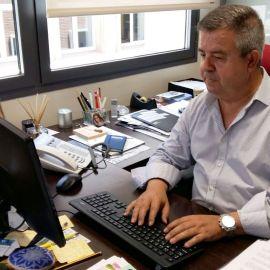 Calderón agradece al ministro de Fomento que atienda la reivindicación de MC sobre la autopista Cartagena Vera