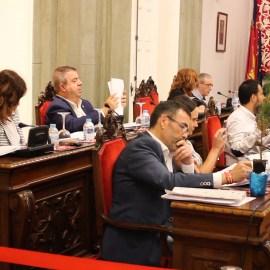 MC convierte el Pleno en una reivindicación por un proyecto de municipio sostenible para Cartagena