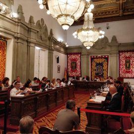 El Pleno municipal reprueba a la ministra socialista Ribera por amenazar los 40.000 empleos que genera la actividad de la Comunidad de Regantes del Campo de Cartagena