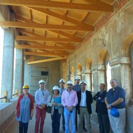 MC reclama la apertura a la visita pública del Monasterio de San Ginés de la Jara y que se compruebe el alcance de las obras de restauración