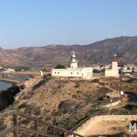 MC Cartagena exigirá en el Pleno que la Autoridad Portuaria se haga cargo del arreglo de la carretera del Lastre, ubicada en Portmán