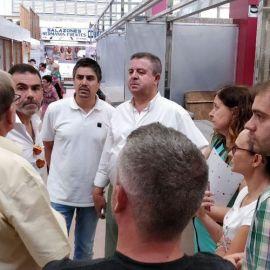 MC Cartagena exigirá al Gobierno socialista que cumpla las actuaciones prometidas a los comerciantes del Mercado de Santa Florentina