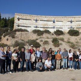 MC exige a los gobiernos regional y central compromiso real para la recuperación arqueológica del Anfiteatro Romano