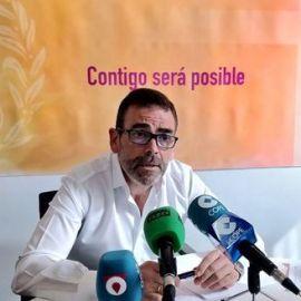 MC exige a los partidos tradicionales que no consientan la discriminación laboral a los taxistas de toda la Región en el aeropuerto de Corvera