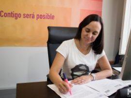 Isabel García preguntará si ha comenzado el ahorro de medio millón de euros anunciado por Castejón en el nuevo contrato de gestión del Batel