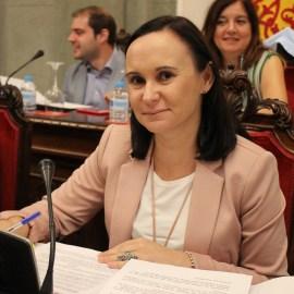 Isabel García recuerda a Torralba que su incapacidad queda reflejada en el Perfil del Contratante