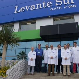 MC visita las instalaciones de la cooperativa Levante Sur y Jimbofresh en La Puebla