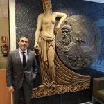 MC exigirá a Castejón que atienda el ofrecimiento de incorporar al patrimonio municipal los relieves alegóricos de la ciudad realizados por el escultor cartagenero Manuel Ardil Pagán