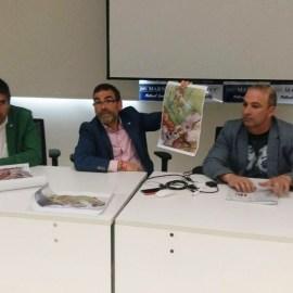 José López alerta a vecinos y empresarios que la ZAL de Cartagena peligra por la falta de conexión ferroviaria