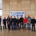 MC reclamará el respaldo del Pleno para apoyar las reivindicaciones de los trabajadores del servicio de mantenimiento del Hospital Santa Lucía