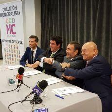 Nace la coalición municipalista que dará voz a los 45 municipios de la Comunidad Autónoma en la Asamblea Regional